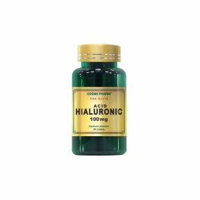 Acid Hialuronic 100mg, Cosmo Pharm, 30 tablete