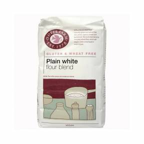 Amestec de faina alba fara gluten 1 kg, Doves Farm