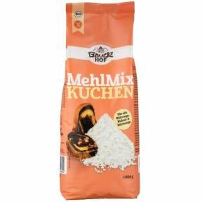 Amestec de faina fara gluten pentru produse de patiserie ECO 800 g, Bauck Hof