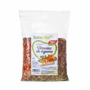 Amestec de legume 125 g, Sano Vita