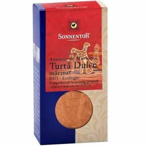 Amestec de mirodenii pentru turta dulce, macinat, ECO, 40 g, Sonnentor
