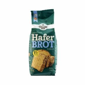 Amestec fara gluten pentru paine cu fulgi de ovaz ECO 500 g, Bauck Hof