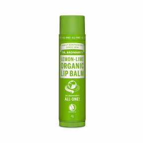 Balsam de buze organic cu Lamaie si Lime, 4 grame, Dr. Bronner's
