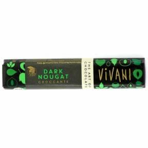 Baton de ciocolata cu nuga ECO 35 g, Vivani