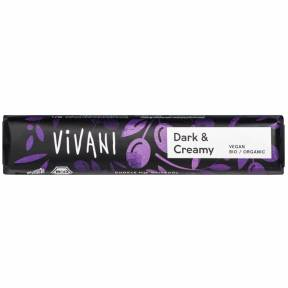 Baton de ciocolata cu ulei de masline ECO 35 g, Vivani