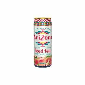 Bautura cu aroma de piersici, cu zahar si indulcitor, 500 ml, Arizona