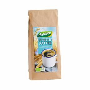 Bautura solubila din cereale, fara cofeina ECO 200 g, Dennree