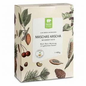 Baza de musli cu cereale germinate, ECO, 400 g, Taiga Naturkost