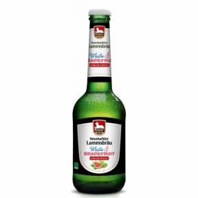 Bere fara alcool cu grapefruit, ECO, 330 ml, Lammsbrau