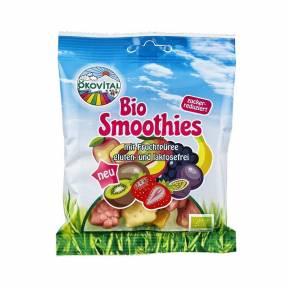 Bio Smoothies - jeleuri fructe ECO 80 g, Okovital