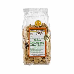 Biscuiti in forma de animale ECO 125 g, Werz