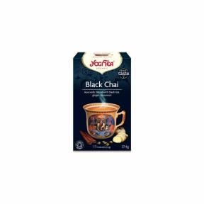 Black Chai ECO 17 pliculete (37,4 g), Yogi Tea