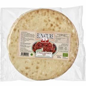 Blat pentru pizza ECO 300 g (2 buc), Eunature