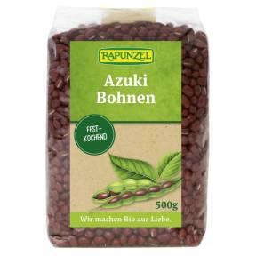 Boabe Azuki , ECO, 500 g, Rapunzel