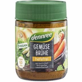 Bulion de legume fara drojdie ECO 130 g, Dennree