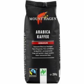 Cafea arabica macinata ECO 250g, Mount Hagen