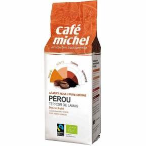 Cafea Arabica Peru Fair Trade macinata, ECO, 250 g, Cafe Michel