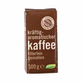 Cafea macinata pentru filtru ECO 500 g, Dennree