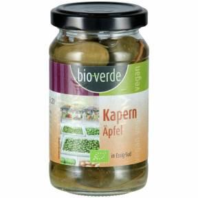 Capere in otet ECO 180 g, Bio Verde