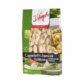 Cappelletti cu legume ECO 250 g, D'Angelo