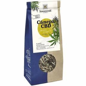 Ceai Canepa CBD ECO, 80 g, Sonnentor