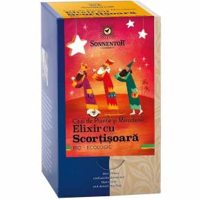 Ceai Elixir cu scortisoara ECO, 18 dz (32.4 g), Sonnentor
