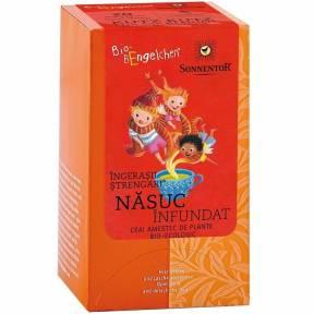 Ceai Ingerasii strengari - Nasuc infundat, ECO, 20 dz (20 g), Sonnentor