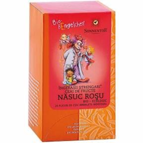 Ceai Ingerasii strengari - Nasuc rosu, ECO, 20 dz (40 g), Sonnentor