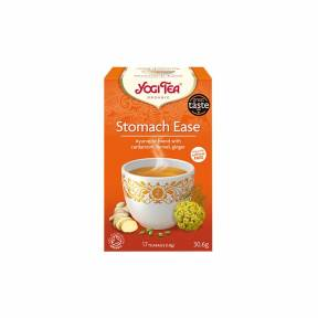 Ceai STOMAC USOR ECO 30,6 g (17 pliculete), Yogi Tea