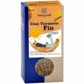 Ceai turmeric fin ECO, 120 g, Sonnentor
