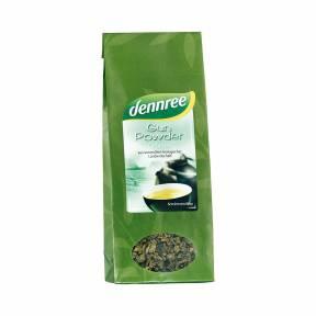 Ceai verde Gun Powder ECO 100 g, Dennree