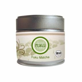 Ceai verde matcha ECO 30 g, Fuku