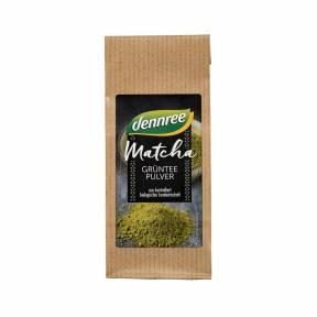 Ceai verde Matcha ECO 30 g, Dennree