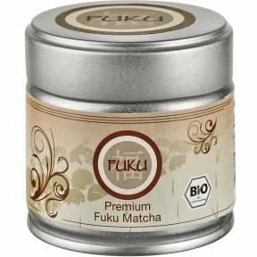 Ceai verde Matcha, Premium, ECO, 30 g, Fuku