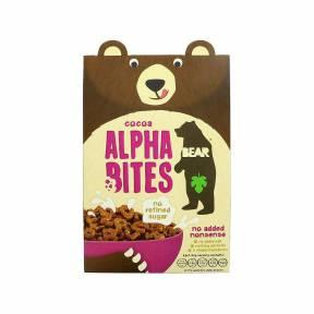 Cereale alfabet cu cacao 350 g
