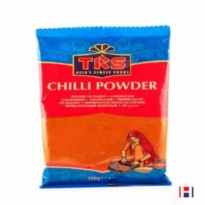 Chilli powder - Ardei iute pulbere 100 g, TRS