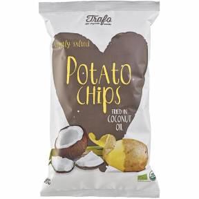 Chipsuri de cartofi ECO 100 g, Trafo