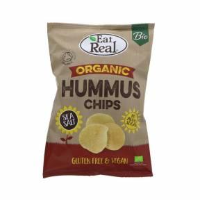 Chipsuri humus ECO 100g, Eat Real