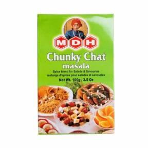 Chunky Chat masala - Amestec de condimente pentru salate 100g, MDH