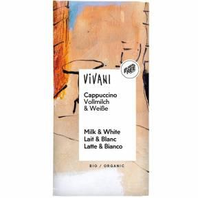 Ciocolata Capucino ECO 100 g, Vivani