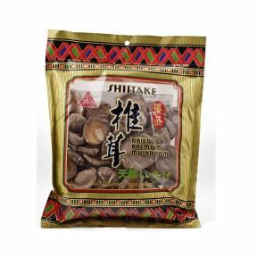 Ciuperci Shiitake uscate 140 g, Tiandu