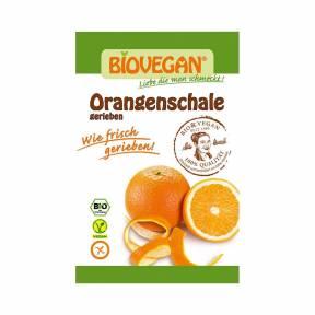 Coaja de portocala rasa ECO 10 g, BioVegan