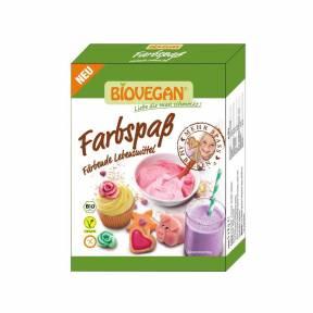 Colorant alimentar ECO 6 x 8 g, BioVegan