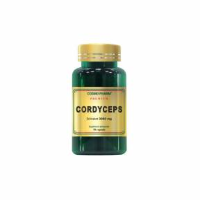 Cordyceps 300 mg, Cosmo Pharm, 30 Capsule