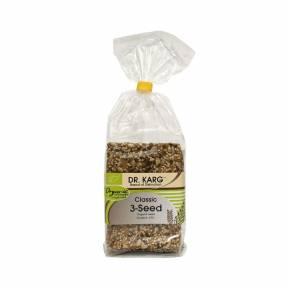 Crackers clasic cu 3 seminte ECO 200 g, Dr. Karg