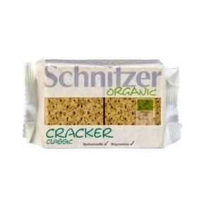 Crackers clasici din grau spelta ECO 100 g, Schnitzer