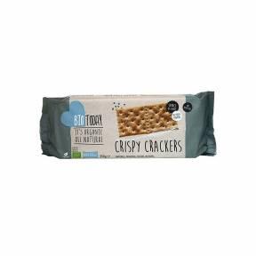 Crackers crocanti, ECO, 250 g, BioToday