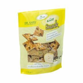 Crackers cu branza Emmental si seminte de dovleac ECO 110 g, Dr. Karg