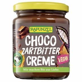 Crema cu ciocolata amaruie VEGANA, ECO, 250 g, Rapunzel