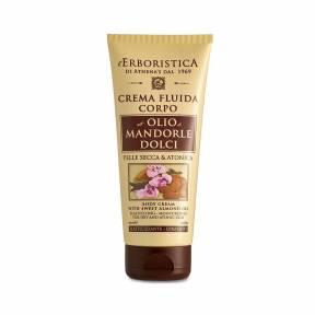 Crema de corp cu ulei de migdale dulci 200 ml, Athena's Erboristica